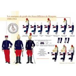 Les Hussards, 1905-1914