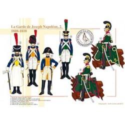 La Garde de Joseph Napoléon (2), 1808-1810