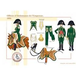 Officier d'Ordonnance de l'Empereur, 1806