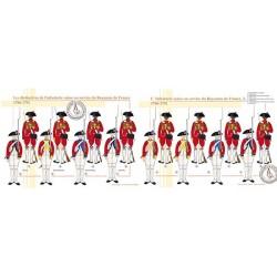 L'infanterie suisse au service du Royaume de France, 1786-1791
