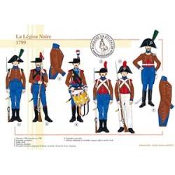 La Légion Noire, 1799