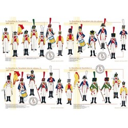 Le Bataillon de Neuchâtel, 1807-1814