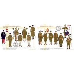 L'Infanterie Métropolitaine, 1935-1940