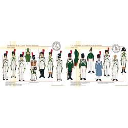 Les Vélites de la Garde Royale Italienne, 1805-1812