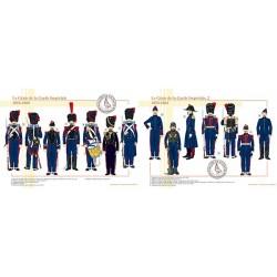 Le Génie de la Garde Impériale, 1854-1864