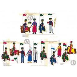 Les Tartares Lithuaniens, 1812-1814
