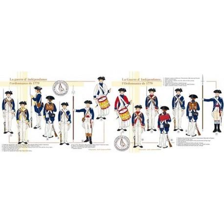 La Guerre d'Indépendance, l'Ordonnance de 1779