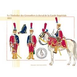 Le Timbalier des Grenadiers à cheval de la Garde Impériale, 1811