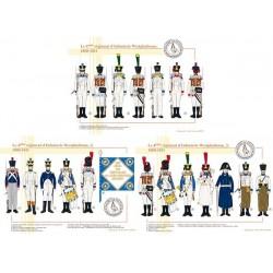 Le 4e régiment d'Infanterie Westphalienne, 1808-1811