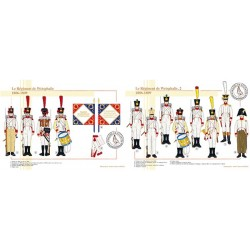 Le Régiment de Westphalie, 1806-1809