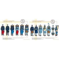 L'Infanterie, la métamorphose, octobre 1914-mars 1915