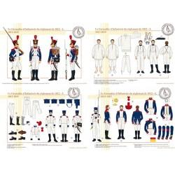 Le Grenadier d'Infanterie du règlement de 1812 (1/2)