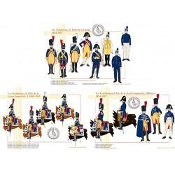 Les Gendarmes d'Elite de la Garde, 1804-1815