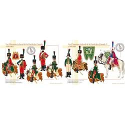 Les Chasseurs à cheval de la Garde des Consuls, 1799-1803