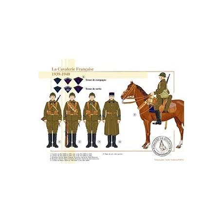 La Cavalerie Française, 1939-1940
