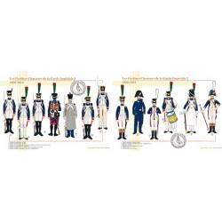 Les Fusiliers-Chasseurs de la Garde Impériale, 1806-1814