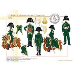 L'Officier d'Ordonnance de l'Empereur, 1806