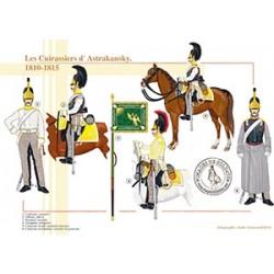 Les Cuirassiers d'Astrakansky, 1810-1815