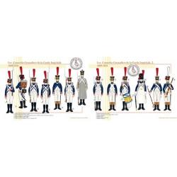 Les Conscrits-Grenadiers de la Garde Impériale, 1809-1811
