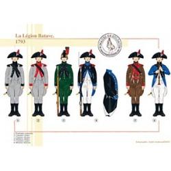 La Légion Batave, 1793