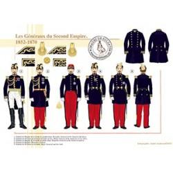Les Généraux du Second Empire, 1852-1870