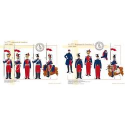 Le 7ème régiment de Lanciers, 1854-1868