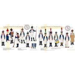 La Garde Nationale de la Garde Impériale, 1810-1814