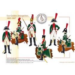Les Guides Interprètes, 1803-1807