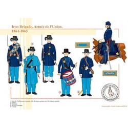 Iron Brigade, Armée de l'Union, 1861-1865