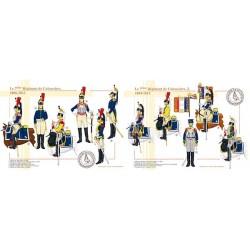 Le 7e régiment de Cuirassiers, 1804-1815