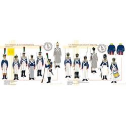 Les Voltigeurs de la Garde Impériale, 1810-1815
