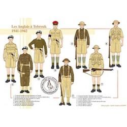 Les Anglais à Tobrouk, 1941-1942