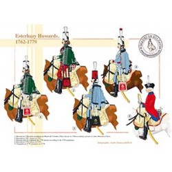 Esterhazy Hussards, 1762-1779