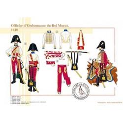 Officier d'Ordonnance du Roi Murat, 1810