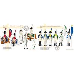 Les Gardes d'Honneur du Royaume d'Italie, 1805
