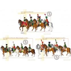 Le 7ème régiment de Hussards, 1807-1812 (1/2)