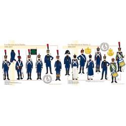 Les Ouvriers de la Marine, 1804-1815