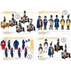 Les Gendarmes d'Elite de la Garde, 1804-1815 (2/2)