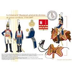 Général de division d'Hautpoul, 1754-1807