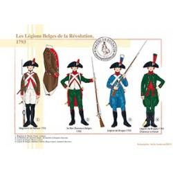 Les Légions Belges de la Révolution, 1793