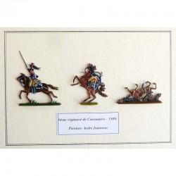 6ème régiment de Cuirassiers - 1808