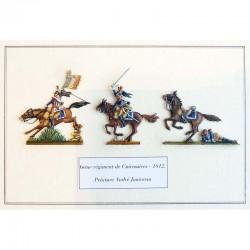 6ème régiment de Cuirassiers - 1812