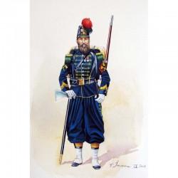 Chasseur à pied de la Garde Impériale de Napoléon III