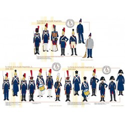 Le Génie de la Garde Impériale, 1810-1814