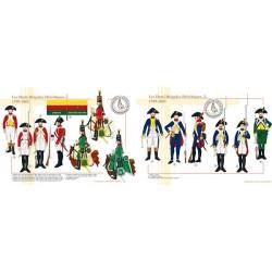 Les Demi-Brigades Helvétiques, 1799-1803