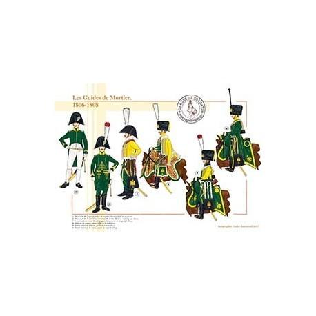 Les Guides de Mortier, 1806-1808