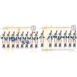 La Musique des Chasseurs à pied de la Garde Impériale, 1804-1814