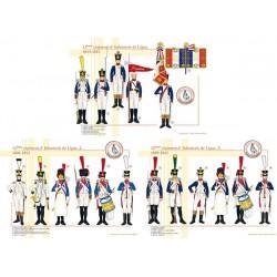 12ème régiment d'Infanterie de Ligne, 1806-1815