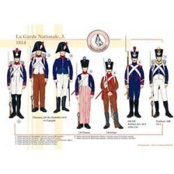 La Garde Nationale (3), 1814
