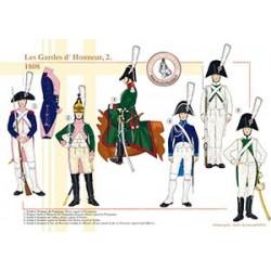 Les Gardes d'Honneur (2), 1808